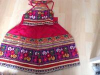 Girl indian outfit (Chaniya choli)