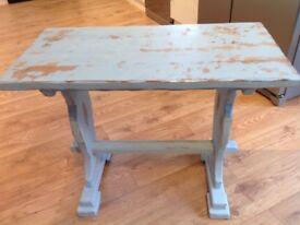 Table shabby chic renovation project