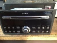Ford Sony 6 cd