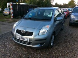 Toyota, YARIS, 1.4cc DIESEL 5 door ONLY £30 per year road tax @ Aylsham Road Affordable Cars