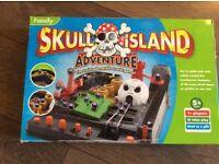 Skull island adventure game