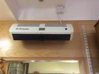 Dimplex over door heaters for sale, 3 total.