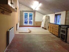 Workshop / Storage / Studio space TO LET, in Boroughbridge Town Centre