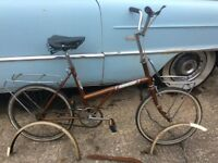1978 Raleigh 20 Bicycle