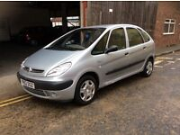 PICASSO 1.6CC FULL SERVICE HISTORY METALLIC SILVER £695 MAY PX