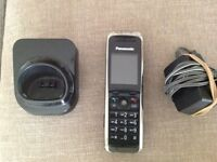 Extra landline phone. Cannot be primary phone.
