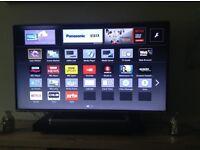 Panasonic 48as640b 1080p 1200hz smart tv