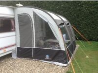 Suncamp porch awning 260