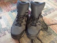 Hi Tec Aysgarth Men's Walking boots, grey, size 11. Fairly new but have been worn a few times