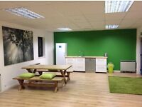 Desk space in the first and best co-working space in Plymouth! From £10 per month!