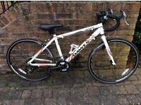 Junior racing bike hardly used