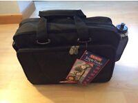 Kensington triple treks computer case, work bag or Sports bag