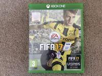 FIFA 17 XBOX ONE