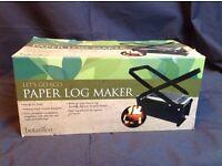 paper log maker