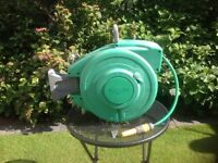 Hozelock 20m automatic retractable wall mounted garden hose