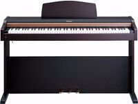 Roland HP101e Digital Piano Full Size 88 weighte keys, 3 pedals, FREE DELIVERY