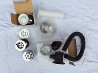 Bath and basin waste fittings