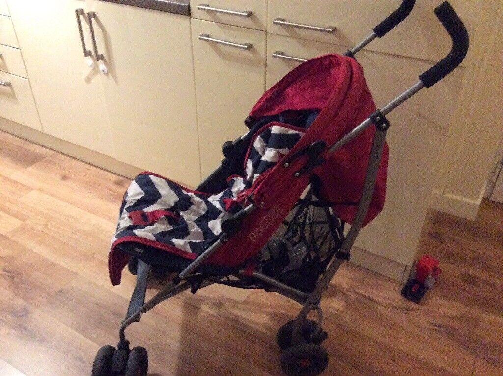 Mamas and papas swirl stroller