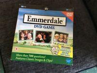 Emmerdale dvd game new