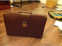 Antique/ Vintage Briefcase
