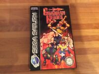 VERY RARE SEGA SATURN GUARDIAN HEROES GAME COMPLETE IN VERY GOOD CONDITION NES