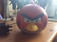 Speaker angry bird