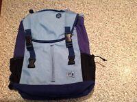 School bag from gap
