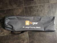 Four leg Camp Bed