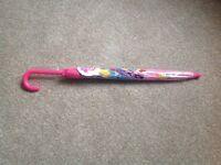My little pony umbrella , brand new