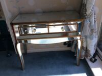 Mirrored Console / Display Table