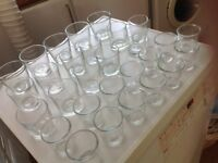 29 Candle Making Glass