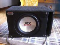 Car Sound system - MTX - Pioneer - Alpine - Speakers