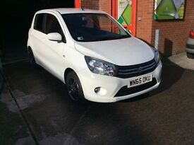 Suzuki Celerio - like new, ONLY 2856 miles - FSH, ONE OWNER