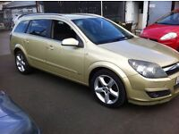 \\ JUST ARRIVED // 05 ASTRA 1.9 CDTi SRI DIESEL ESTATE 150BHP, 1 OWNER, 99000 MILES, FULL HISTORY,