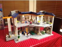 Playmobil Hospital 4404 very good condition