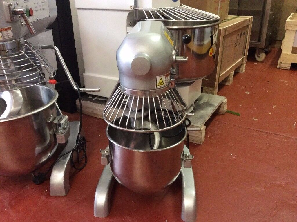 Buffalo 10 Ltr Planetary Mixer Used
