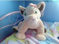 Disney Lion King Nala girls soft toy - BRAND NEW with tag