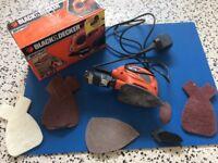 Black&Decker Mouse Sander/Polisher KA161BC