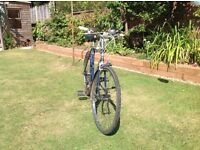 Classic BSA bicycle 3 speed gears