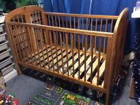 Pine Cot Bed from East Coast