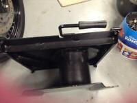 Swivel seat for VW t4 drivers