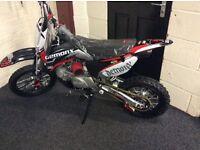 Demonx dxr2 140cc oil cooled pit bike (BRAND NEW)