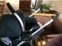 Hauck Disney pram/pushchair/carseat