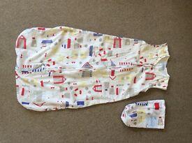 Grobag travel sleeping bag - three available
