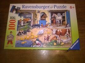 jigsaws (childrens)