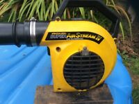 Two stroke MC culloch air stream blower