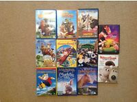Kids DVD's Bundle / Over the Hedge, Lynx, Babe