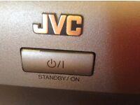 A JVC video recorder