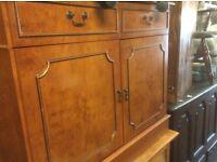 Reduced vintage sideboard