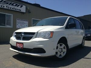 2013 Dodge Grand Caravan SE-Sto-N-Go-1 Owner Off Lease-Full Pwr